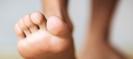 Neuropatie nohou
