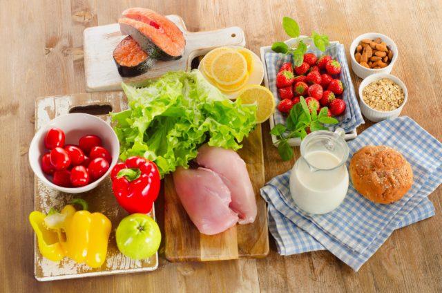 dieta para diabetes mellitus 2