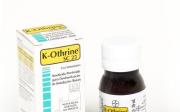 K-Othrine účinný proti hmyzu