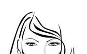 Účesy podle tvaru obličeje