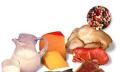 Potraviny svysokým obsahem bílkovin